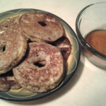 Wheat-less Wednesday – Apple Pancake Rings