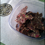 Wheat-less Wednesday – Superfood Seed Crackers