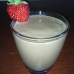 Wheat-less Wednesday – Chocolate Banana Smoothie