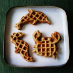 Wheat-less Wednesday – Wheat-less Waffles